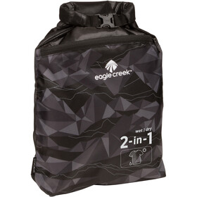 Eagle Creek Pack-It Active 2-in-1 Wet Dry geo scape black